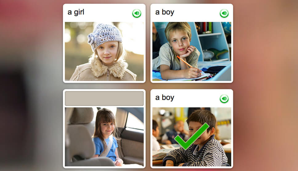 Rosetta Stone: Lernen mit Bildern